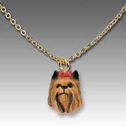 Jewelry - Necklace: Yorkshire Terrier